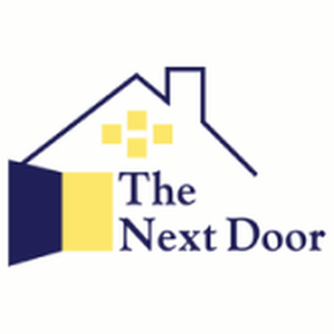 The next door logo